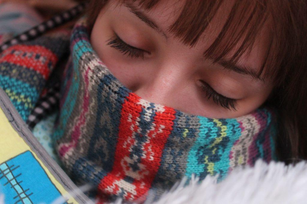 overcoming the flu